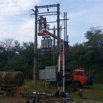 Rekonstrukce trafostanice Habánské sklepy