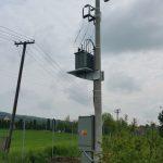 Výstavba nové odběratelské trafostanice 160kVA v areálu firmy ZP Hvězdlice, Chvalkovice, okr. Vyškov