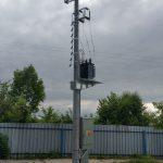 Výstavba nové odběratelské trafostanice 100kVA ASN HAKR Brno s.r.o., Újezd u Brna