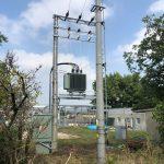 Rekonstrukce trafostanice 630kVA v areálu firmy ZB REAL