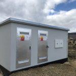 Výstavba nové kioskové předávací stanice 22kV – VERNE, Klášterec nad Ohří