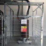 Výstavba nové zděné, odběratelské trafostanice 22/0,4kV 2x 1250kVA – VERNE, Klášterec nad Ohří